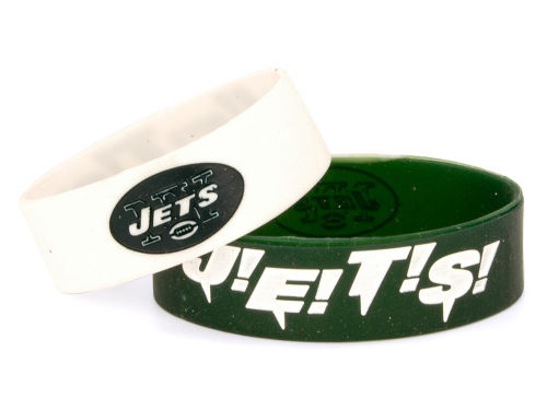 New York Jets 2pk Phat Bandz