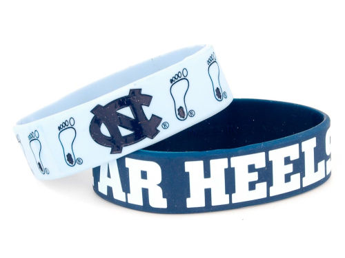 North Carolina Tar Heels 2pk Phat Bandz