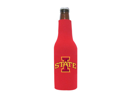 Iowa State Cyclones Bottle Coozie