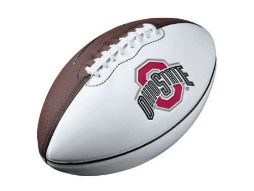 Ohio State Buckeyes Nike NCAA Autograph Football