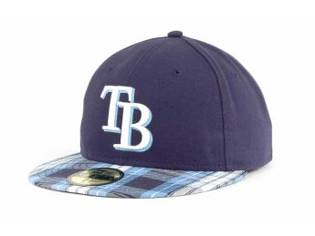 New Era Plaid AC Caps