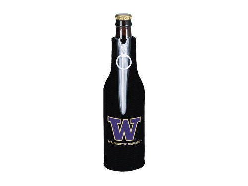 Washington Huskies Bottle Coozie
