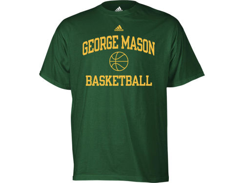 George Mason Patriots adidas NCAA Basketball Series T-Shirt