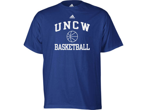 UNC Wilmington Seahawks adidas NCAA Basketball Series T-Shirt