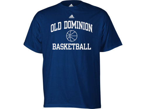 Old Dominion Monarchs adidas NCAA Basketball Series T-Shirt