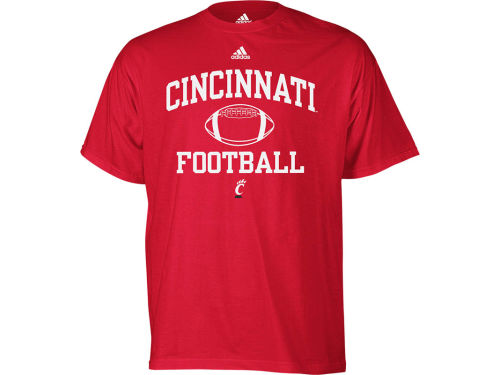 Cincinnati Bearcats adidas NCAA Football Series T-Shirt