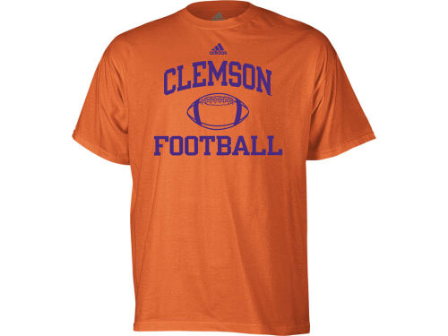 Clemson Tigers adidas NCAA Football Series T-Shirt