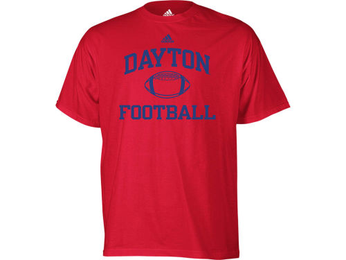 Dayton Flyers adidas NCAA Football Series T-Shirt
