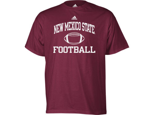 New Mexico State Aggies adidas NCAA Football Series T-Shirt