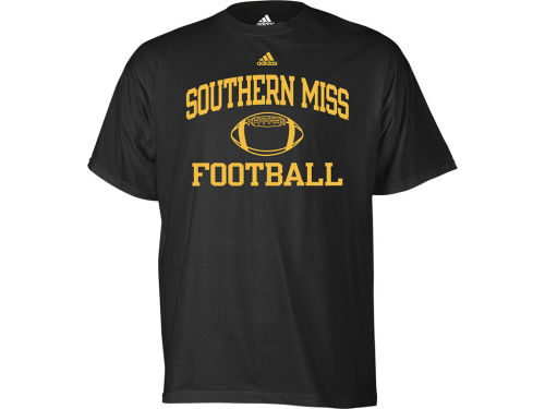 Southern Mississippi Golden Eagles adidas NCAA Football Series T-Shirt