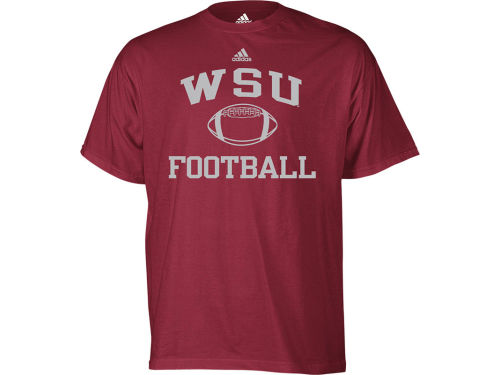 Washington State Cougars adidas NCAA Football Series T-Shirt
