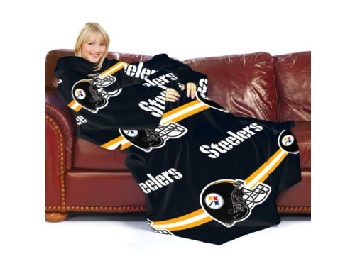 Pittsburgh Steelers Comfy Throw Blanket