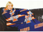 Illinois Fighting Illini Comfy Throw Blanket Bed & Bath