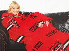 Texas Tech Red Raiders Comfy Throw Blanket Bed & Bath
