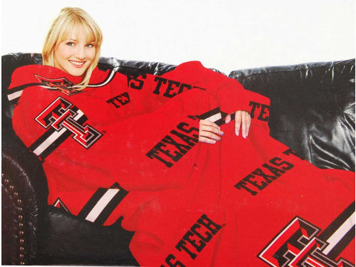 Texas Tech Red Raiders The Northwest Company Comfy Throw Blanket