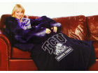 Texas Christian Horned Frogs Comfy Throw Blanket Bed & Bath