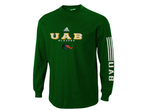 Alabama Birmingham Blazers adidas NCAA Long Sleeve True T-Shirt