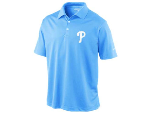 Philadelphia Phillies Nike MLB UV Stretch Tech Polo