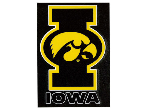 Iowa Hawkeyes Vinyl Decal
