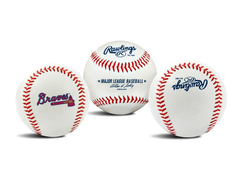 Atlanta Braves Jarden Sports The Original Team Logo Baseball