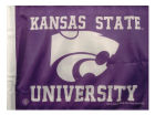 Kansas State Wildcats Rico Industries Car Flag Auto Accessories