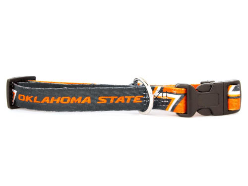 Oklahoma State Cowboys Hunter Manufacturing Medium Dog Collar