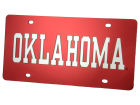 Oklahoma Sooners Laser Tag Auto Accessories