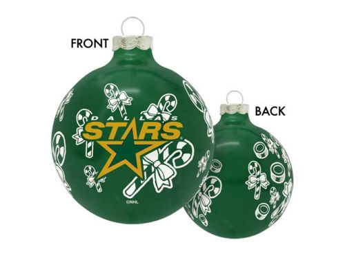 Dallas Stars Traditional Round Ornament