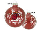 Miami Heat Traditional Round Ornament Apparel & Accessories