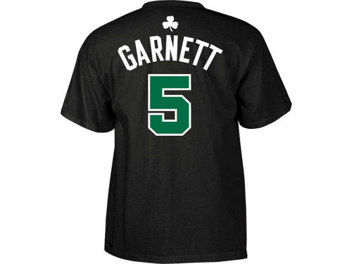 Boston Celtics Kevin Garnett NBA Player T-Shirt