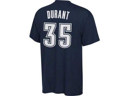 Oklahoma City Thunder Kevin Durant NBA Player T-Shirt