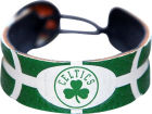Boston Celtics Team Color Basketball Bracelet Gameday & Tailgate