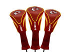 Kansas City Chiefs Team Golf Headcover Set