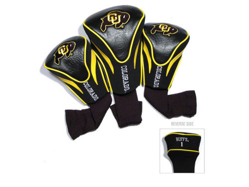 Colorado Buffaloes Team Golf Headcover Set