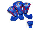 Kansas Jayhawks Team Golf Headcover Set