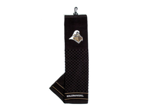 Purdue Boilermakers Team Golf Trifold Golf Towel