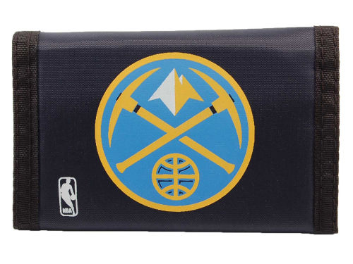 Denver Nuggets Rico Industries Nylon Wallet