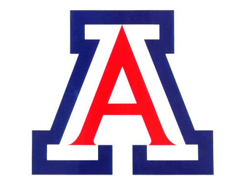 Arizona Wildcats Rico Industries Static Cling Decal