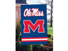 Mississippi Rebels Applique House Flag Flags & Banners