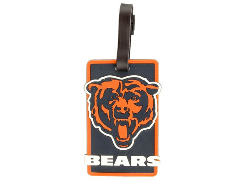 Chicago Bears Aminco Inc. Soft Bag Tag