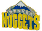 Denver Nuggets Aminco Inc. Logo Pin Pins, Magnets & Keychains