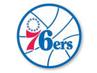 Philadelphia 76ers Aminco Inc. Logo Pin Pins, Magnets & Keychains