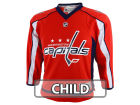 Washington Capitals Reebok NHL Kids Replica Jersey CN Jerseys