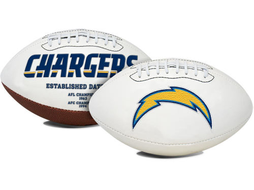 San Diego Chargers Jarden Sports Signature Series Football