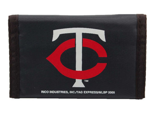 Minnesota Twins Rico Industries Nylon Wallet