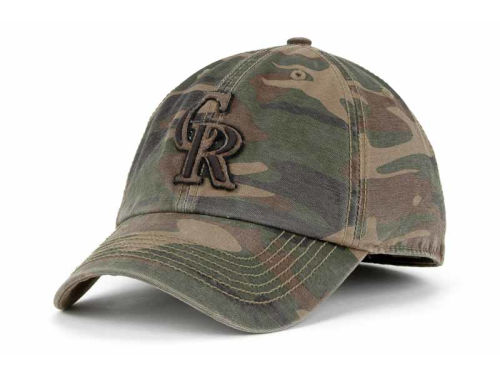 Colorado Rockies MLB Movement '47 FRANCHISE Cap Hats