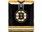 Boston Bruins The Northwest Company 50x60in Plush Throw Jersey Bed & Bath