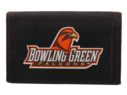 Bowling Green Falcons Rico Industries Nylon Wallet