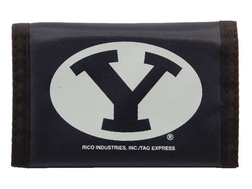Brigham Young Cougars Rico Industries Nylon Wallet