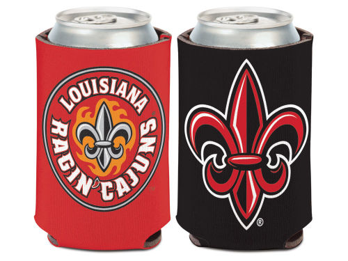 Louisiana Ragin' Cajuns Can Coozie